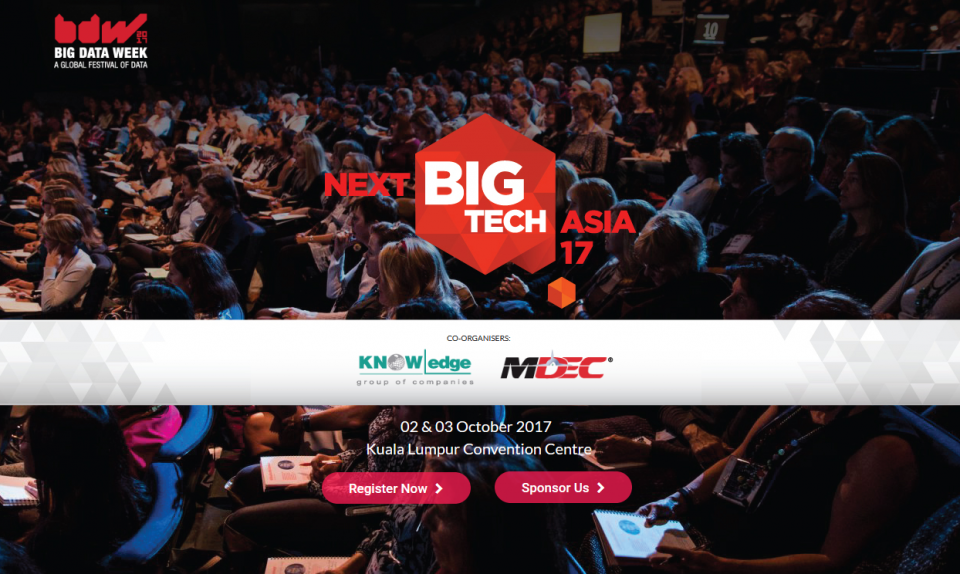 Next Big Tech Asia 2017 October 2017 Year 2017 Past Listing