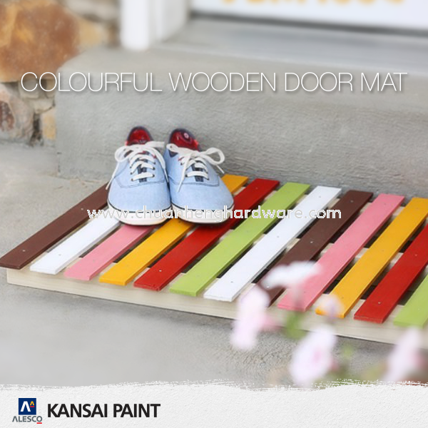 KANSAI WOOD PAINT
