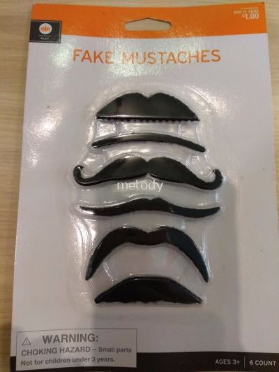 Fake Mustaches 492401128306
