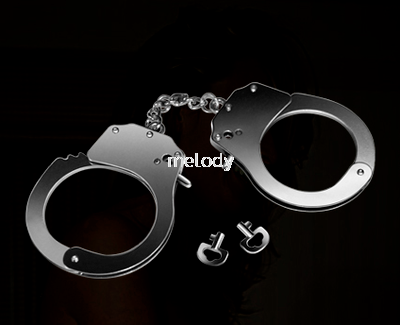 Police Handcuffs Toy