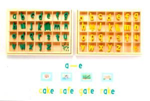 Small Movable Alphabet (LM090)