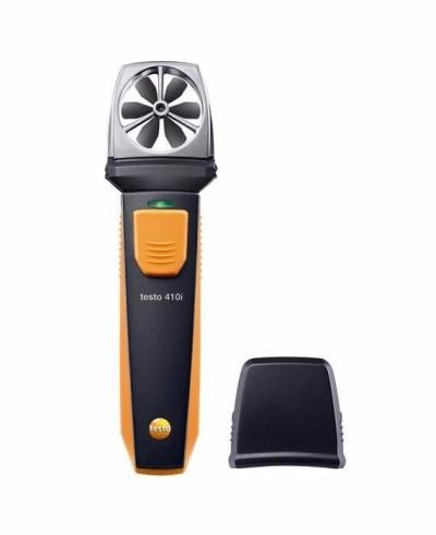 Testo 410i Vane Anemometer with Smartphone Operation
