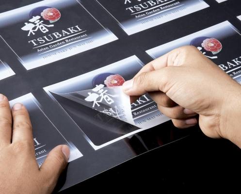 Print & Cut Service