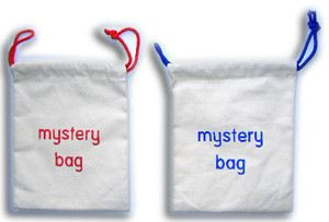 Mystery Bag (Objects not included) (PL140)