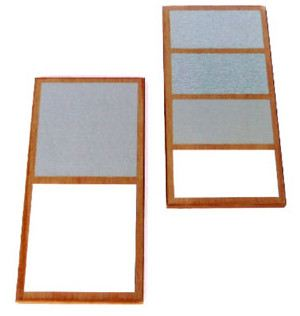 Touch Boards(2) (SM110) Sensorial Montessori, Materials, Supplier, Supply  ~ D'Argosy Educational Equipment (M) Sdn Bhd