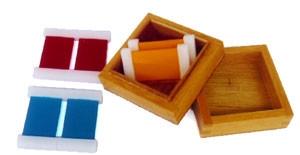 Colour Box 1 (SM060) Sensorial Montessori, Materials, Supplier, Supply  ~ D'Argosy Educational Equipment (M) Sdn Bhd