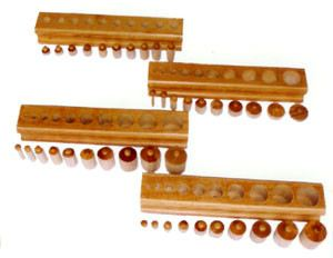 Knobbed Cylinders (SM040)