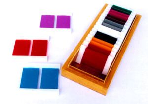 Colour Box 2 (SM070) Sensorial Montessori, Materials, Supplier, Supply  ~ D'Argosy Educational Equipment (M) Sdn Bhd