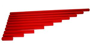 Red Rods  Long Rods (SM030)