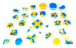 Tessellations (20 Boxes of Shapes) (SM180)