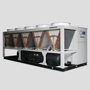 Air Cooled Screw Chiller (AVX-A Series)