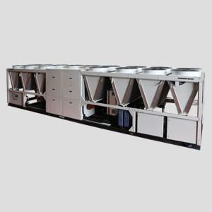 Variable Speed Air Cooled Screw Chiller