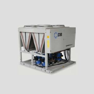 Air Cooled Scroll Chiller (ACDS Series)