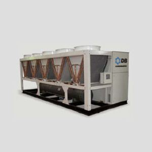 Air Cooled Screw Chiller (AFVX-B Series)