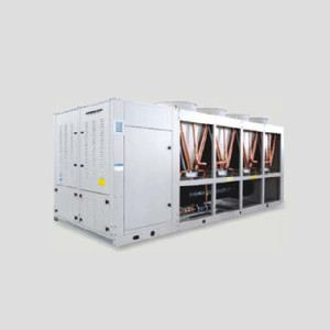 Air Cooled Screw Chiller (ACDX Series)