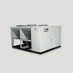 Air �C Water Scroll Heat Pump