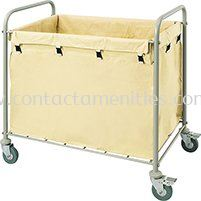 CA-09 - Epoxy Soiled Linen Trolley
