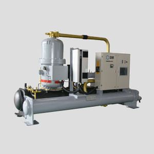 Variable Speed Water Cooled Screw Chiller