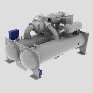 Dual-Stage Centrifugal Chiller