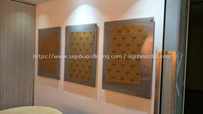 double plane Acrylic Poster Frame