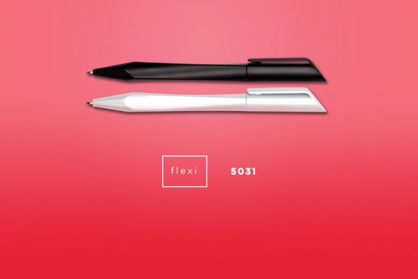 5031 FLEXI - Plastic Ball Pen