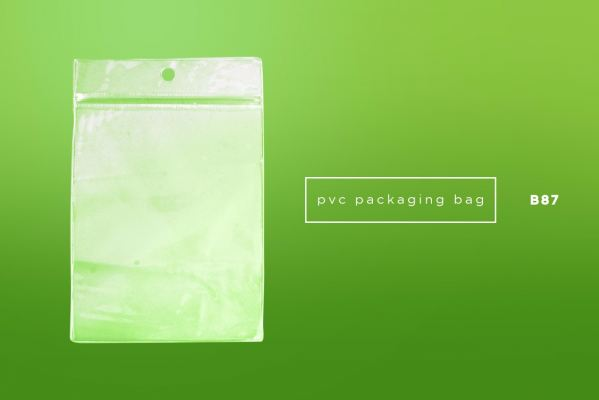 B87 PVC Packaging Bag