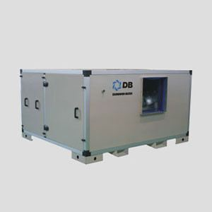 Central Station Air Handling Units eCS3 Series