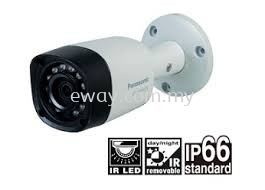 CV-CPW103L Panasonic C-Series 1.0MP HD CCTV Bullet Camera Unit