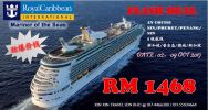 ROYAL CARIBBEAN - 5D4N CRUISE PACKAGE(SIN-PENANG-PHUKET-SIN) Outbound Tour Package 国外旅游配套