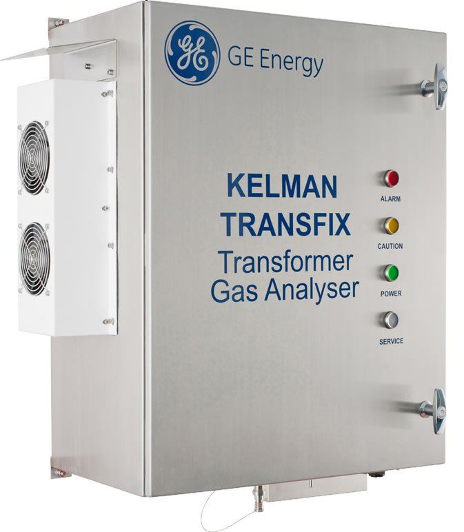 Kelman Transfix - Click to view details Multi Gas System Transformer Condition Monitoring System