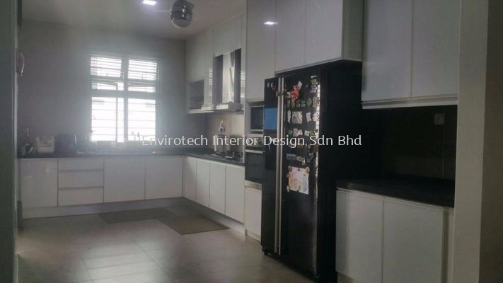 ALUMINIUM KITCHEN CABINETS