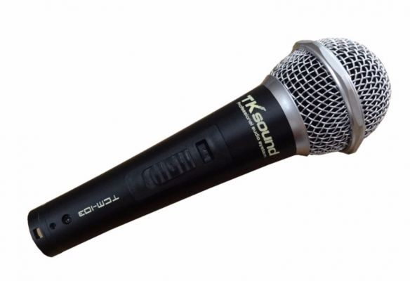 SOUNDCREST WIRED MICROPHONE (TCM-103)