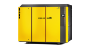 Kaeser DSD/DSDX series 75kW~160kW Rotary Screw Compressors with 1:1 Drive up To 500kW Kaeser