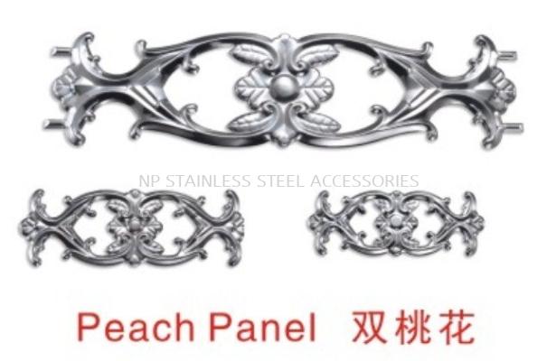 Peach Panel 双桃花