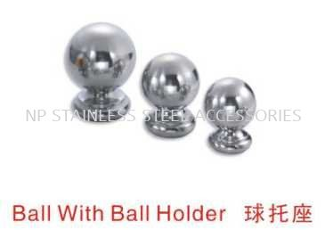 Ball With Ball Holder 白熔恙