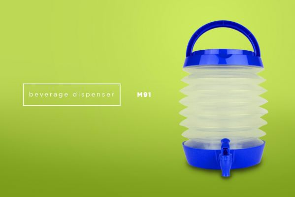 M91 Collapsible Beverage Dispenser (5.5L)