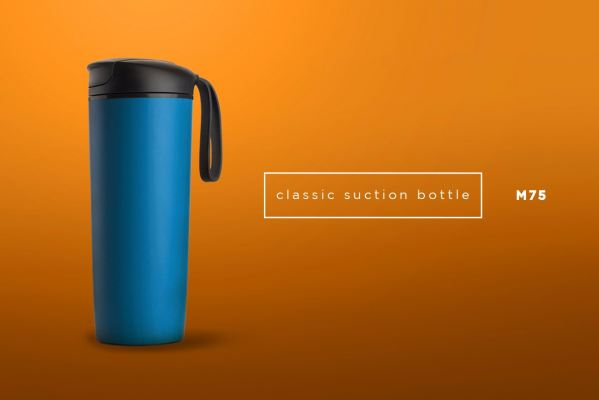 M75 Suction Bottle Classic (540ml)