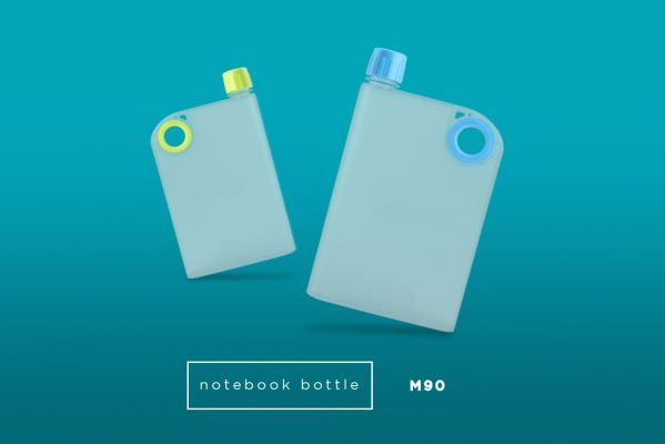 M90 Portable Notebook Bottle (380ml)