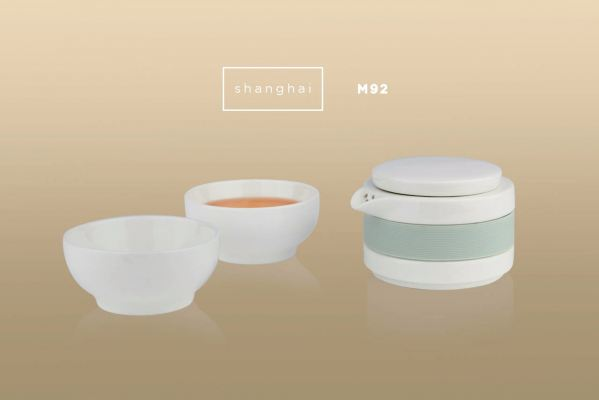 M92 Shanghai - Tea Set For Two