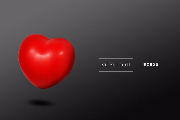 EZ520 Healthy Heart Stress Ball