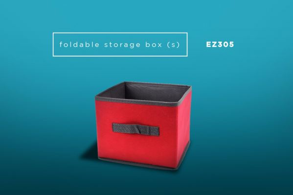 EZ305 Foldable Storage Box (S)