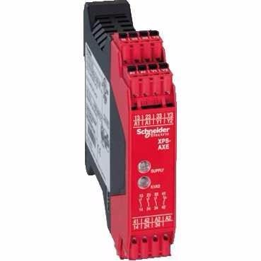 SCHNEIDER XPS SAFETY RELAYS Malaysia Singapore Thailand Indonesia Philippines Vietnam Europe USA