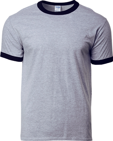 GILDAN PREMIUM COTTON RINGER REGULAR FIT T-SHIRTS Supplier, Supply, Supplies, Services ~ Bit Pixel Uniforms Sdn Bhd