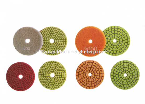 "4"" Polishing Pad"