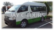 Tour Van (14 Seater) Tour Van Rental Van Rental