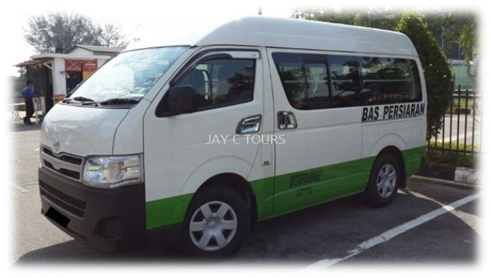 Executive Van 10 Seater