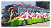 44 Seater Shuttle Coach Shuttle Bus Rental