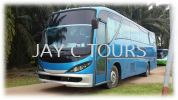 40 Seater Factory Coach Factory Bus Rental