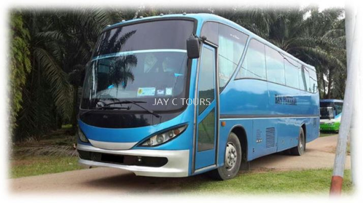 40 Seater Factory Coach