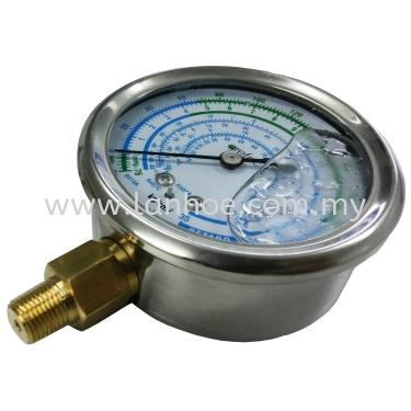 Pressure Gauge (GFG-500B-GF-R410)